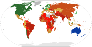 Global Economic Freedom, Index 2019 Economic Freedom Finds