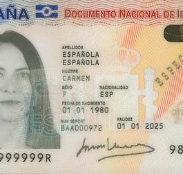 Documento Nacional de Identidad (Spain)