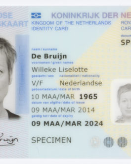 Dutch Identity Card