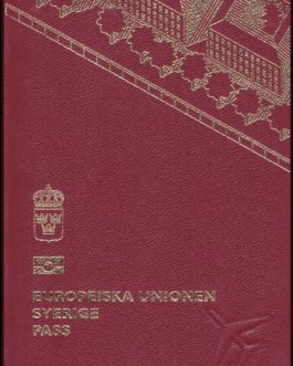 Swedish Passport