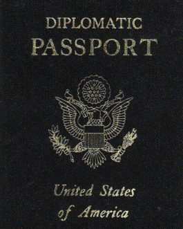 Database Unregistered United States Passports