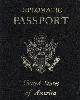 Database Unregistered United States Passports