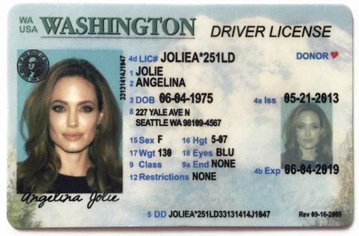 United States Driver's licenses