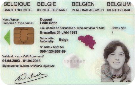 Belgian Permanent Residence